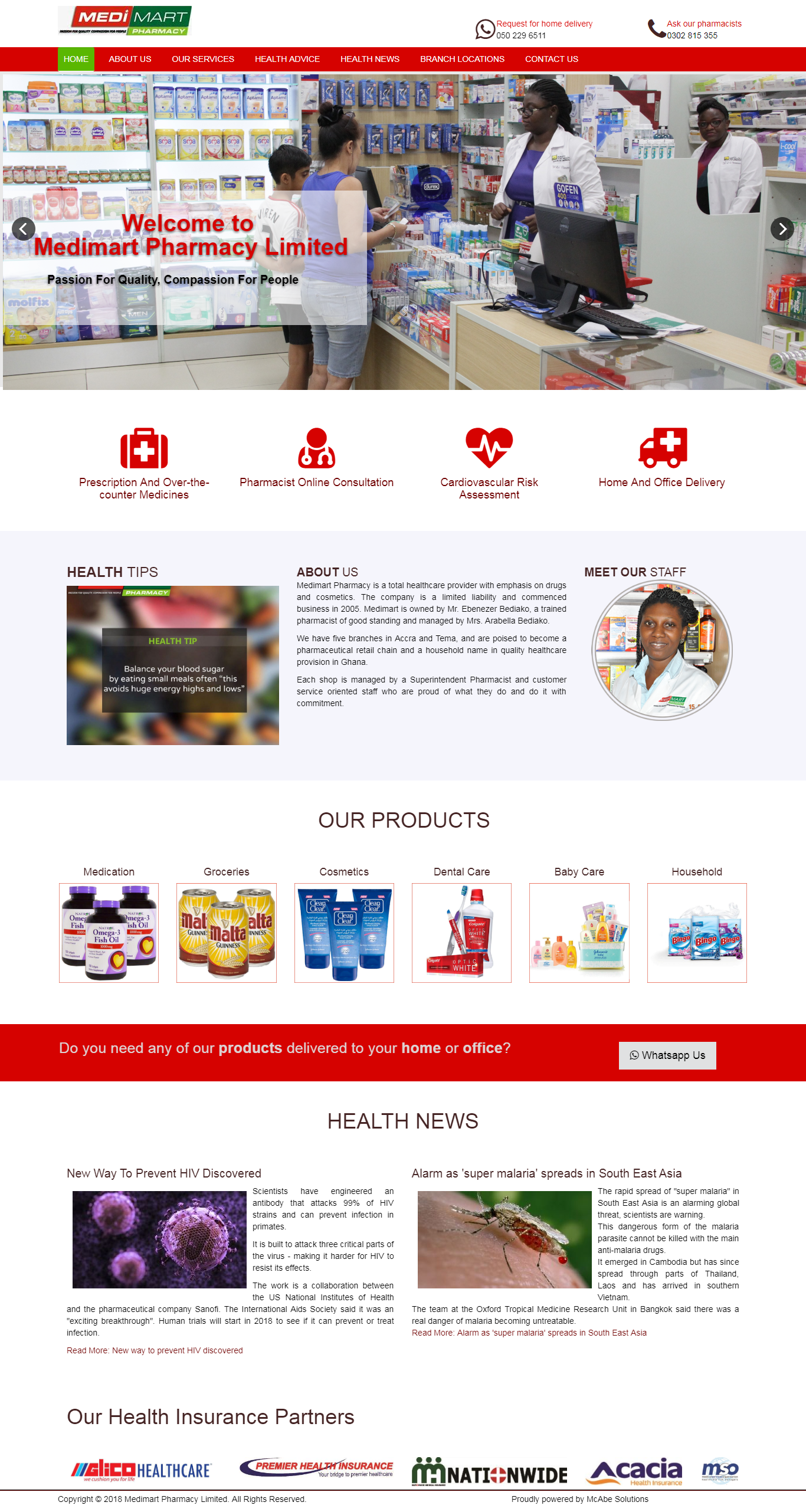 Medimart Pharmacy Limited