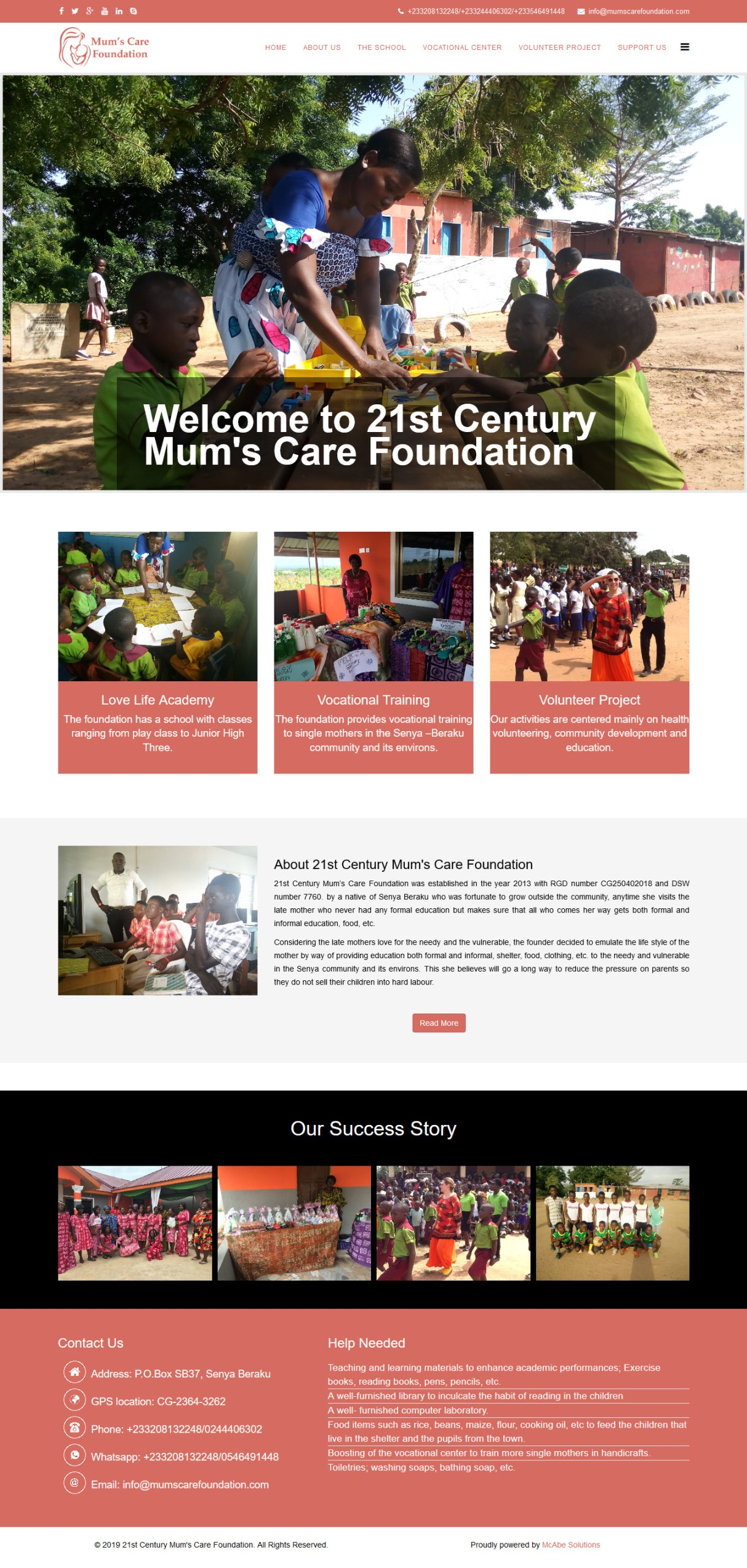 Mums Care Foundation